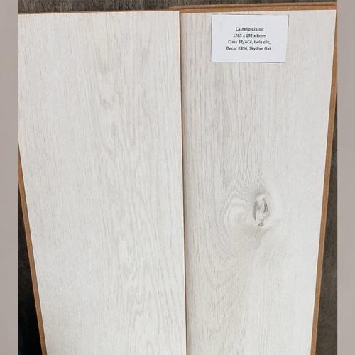 Skydive Oak laminaatti kuva
